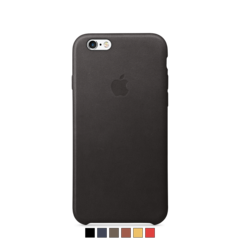 Funda de cuero Apple para iPhone 6 y 6s