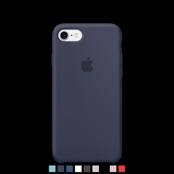 Funda de silicona Apple para iPhone 7