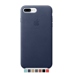 Funda de cuero Apple para iPhone 7 Plus