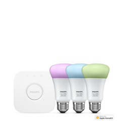 Kit Inicial Philips Hue White and Color Ambiance