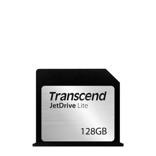 "Extensión de memoria Flash 128 GB para MacBook Air 13"" Transcend JetLite 130"