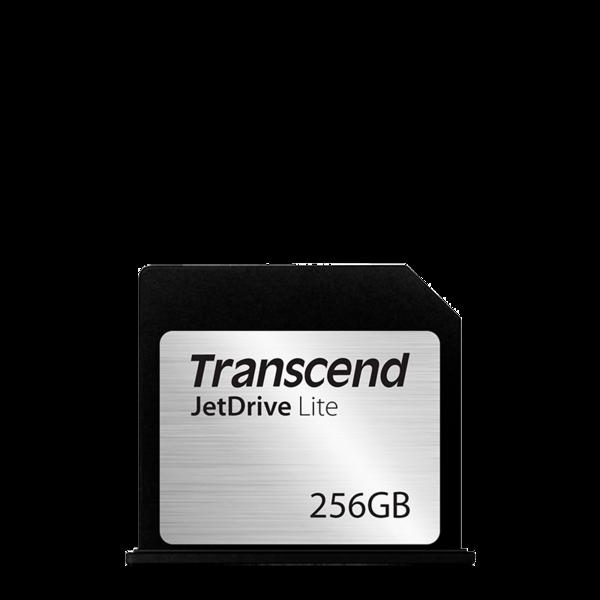 """Extensión de memoria Flash 256 GB para MacBook Air 13"""" Transcend JetLite 130"""