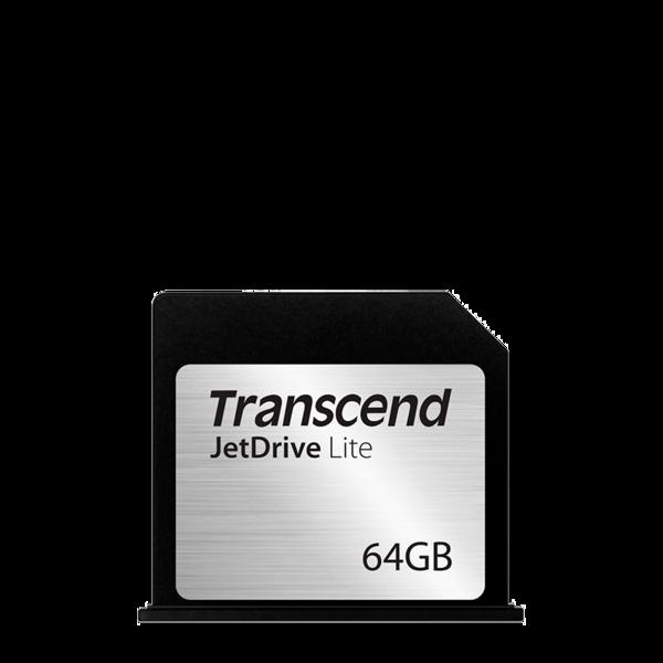 """Extensión de memoria Flash 64 GB para MacBook Air 13"""" Transcend JetLite 130"""