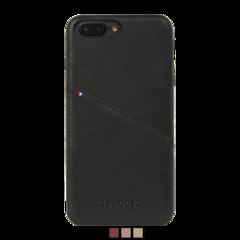 Funda de cuero Decoded Snap-On para iPhone 8 Plus / 7 Plus