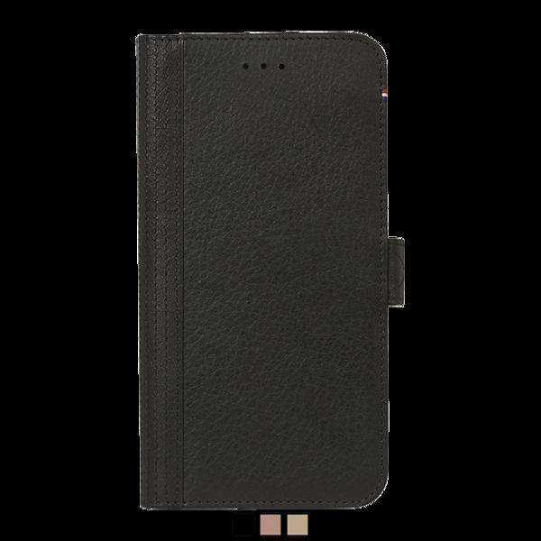 Funda folio de cuero Decoded Wallet para iPhone 8 Plus / 7 Plus