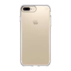 Funda Speck Presidio Clear para iPhone 8 Plus / 7 Plus