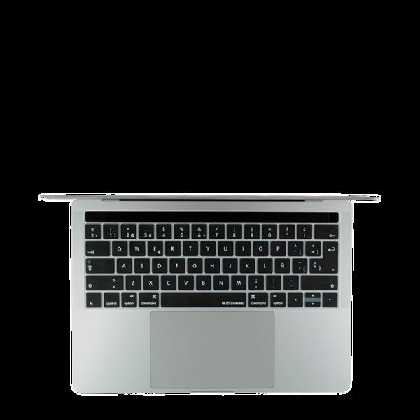 Protector de teclado EZQuest para MacBook Pro con Touch Bar