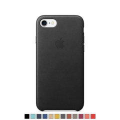 Funda de cuero Apple para iPhone 7