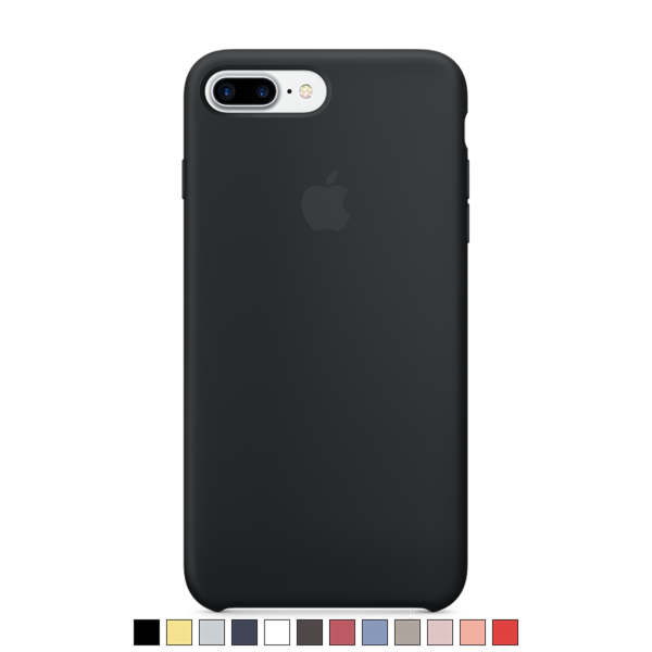 Funda de silicona Apple para iPhone 7 Plus