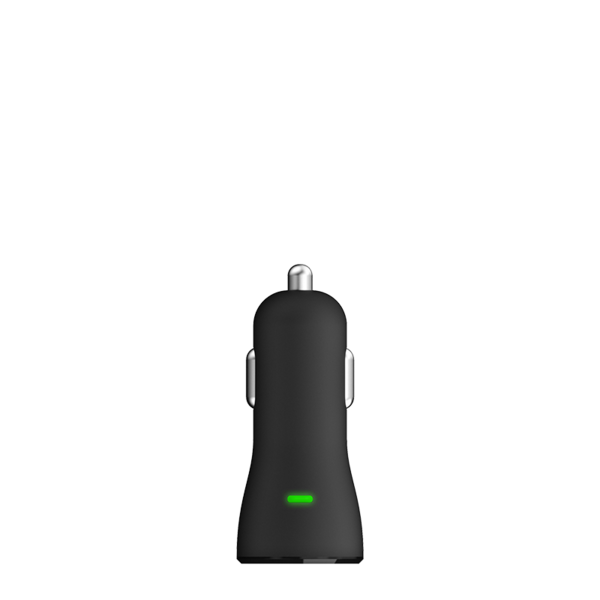 Cargador para auto mophie USB Dual