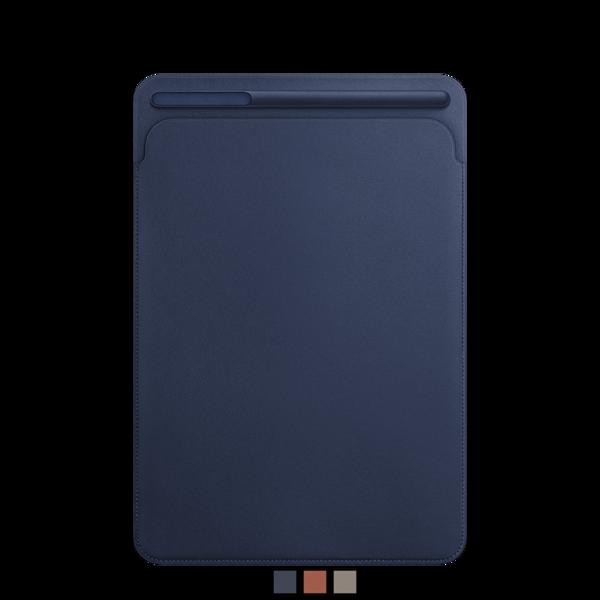 """Estuche de cuero Apple para iPad Pro de 10,5"""""""