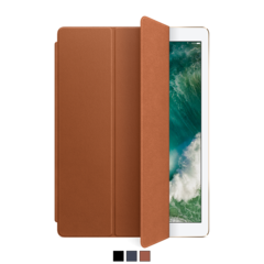 """Smart Cover de cuero Apple para iPad Pro de 12,9"""""""