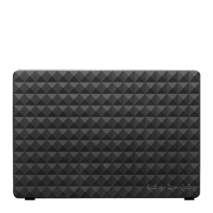 Disco duro Seagate Expansion Desktop de 2 TB