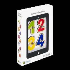 Juego de números Marbotic Smart Numbers