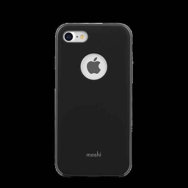 Funda dura Moshi iGlaze para iPhone 7 Negra