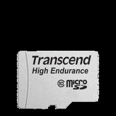 Tarjeta de memoria microSD de alta resistencia Transcend