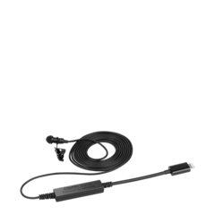 Micrófono de solapa Sennheiser ClipMic Lightning