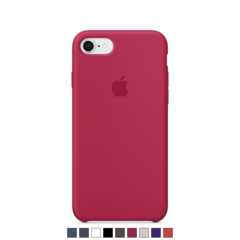 Funda de silicona Apple para iPhone 8