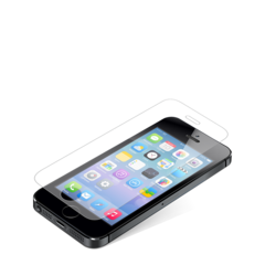 Lamina de cristal Zagg InvisibleShield Glass para iPhone SE / 5s
