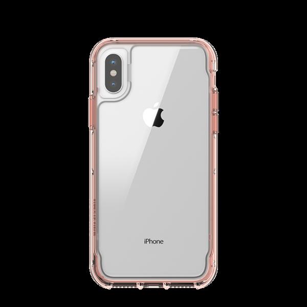 b337838881f Funda dura Griffin Survivor Clear para iPhone X - El principal Apple ...