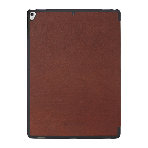 Funda de cuero Decoded Slim para iPad Pro de 12.9""