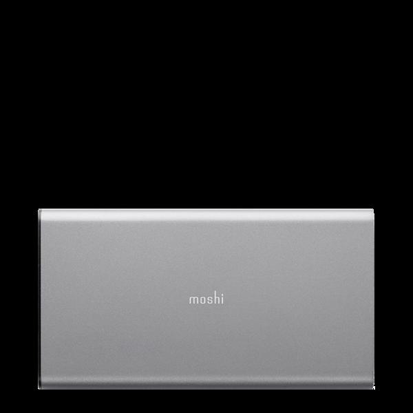 Batería portátil Moshi IonSlim USB-C de 5.000 mAh Gris