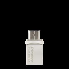 Pendrive USB-C/USB-A Transcend JetFlash 890