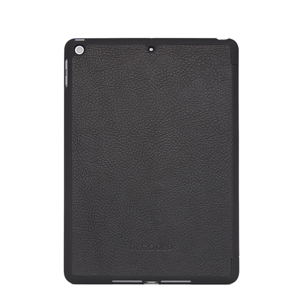 Funda de cuero Decoded Slim para iPad de 9.7""