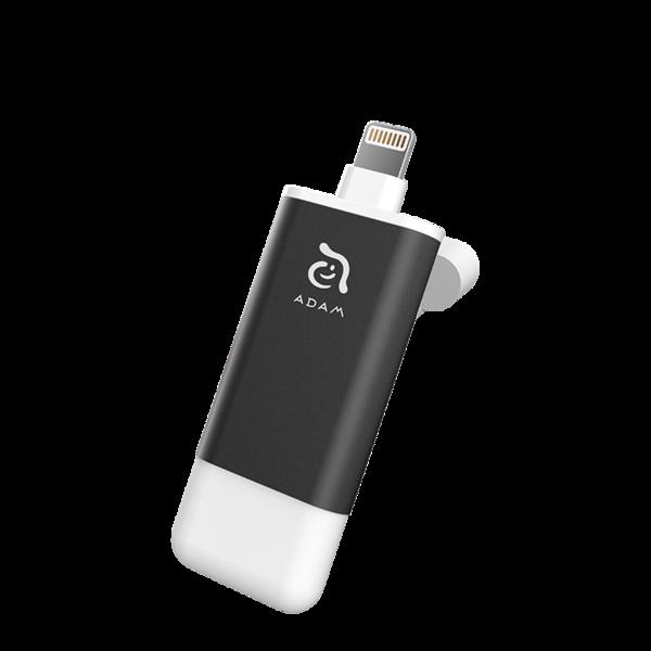 Pendrive USB-A / Lightning Adam Elements iKlips II