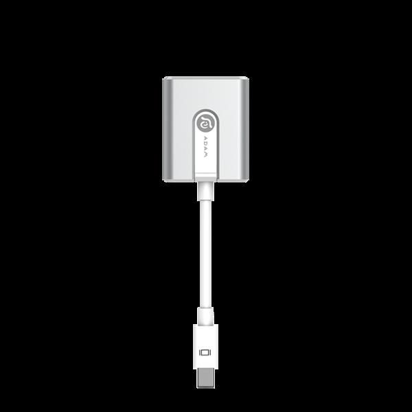 Adaptador Mini DisplayPort a VGA Adam Elements M1