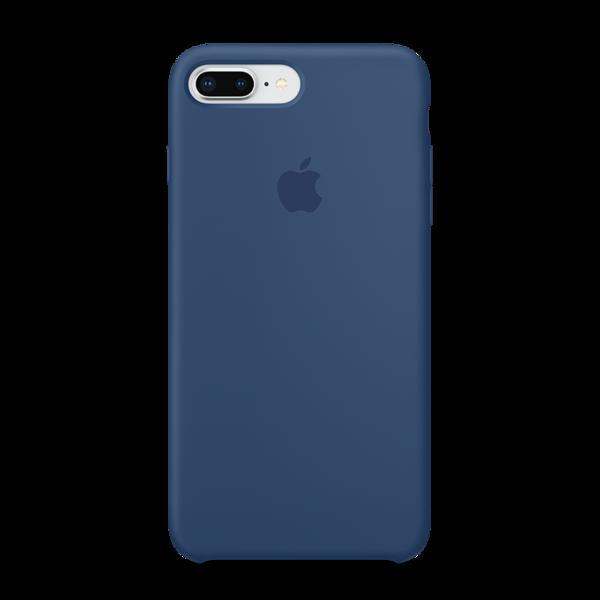 Funda de silicona Apple para iPhone 8 Plus