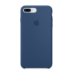 Funda de silicona Apple para iPhone 8 Plus