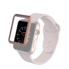 Lámina de cristal Zagg InvisibleShield Glass Luxe para Apple Watch Series 3