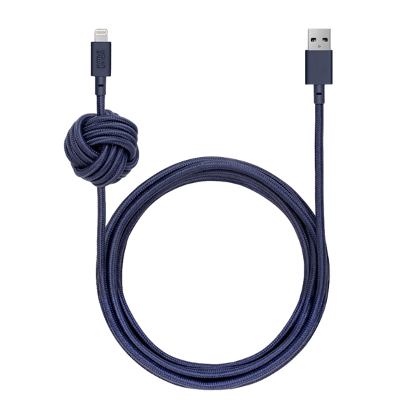 Cable Lightning a USB Native Union Night