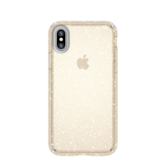 Funda Speck Presidio Glitter para iPhone X