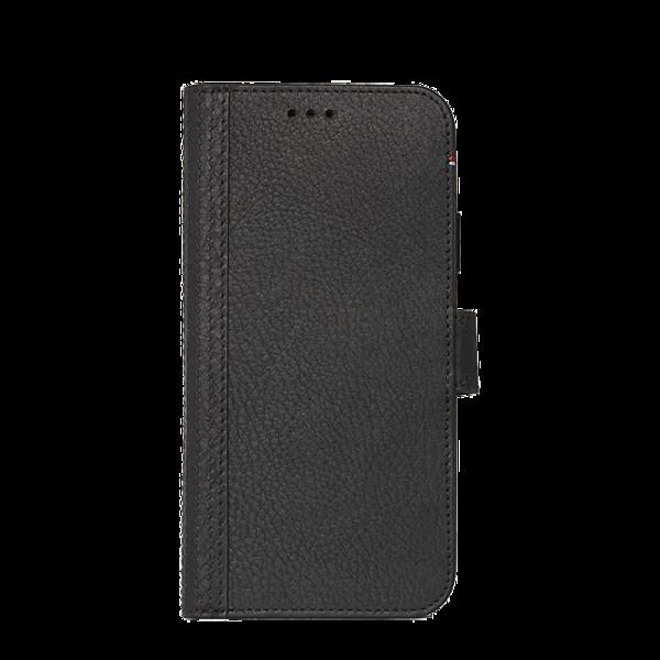 Funda folio de cuero Decoded Wallet para iPhone X