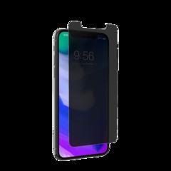 Lámina de privacidad Zagg InvisibleShield Glass+ para iPhone X