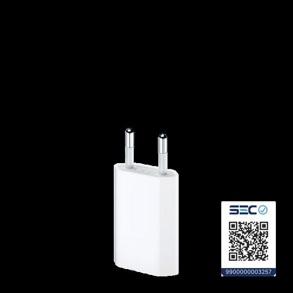 Cargador Apple USB de 5 W para iPhone