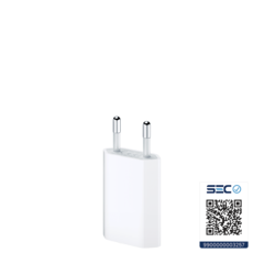 Cargador Apple USB Power Adapter 5W para iPhone
