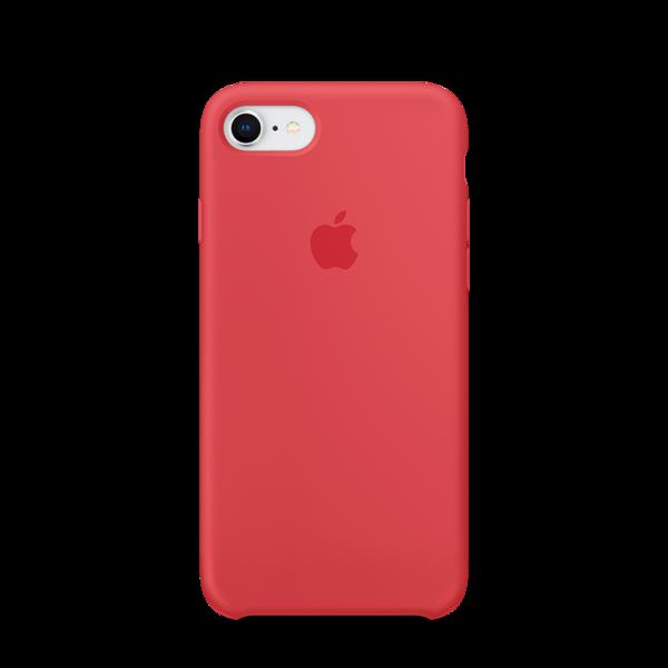 c6a391796b6 Funda de silicona Apple para iPhone 8 - El principal Apple Premium ...