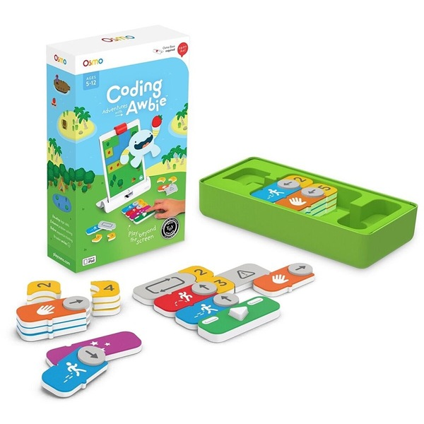 Juego Osmo Coding: Adventures with Awbie