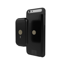 Funda y batería portátil Stacked para iPhone 7 / 6s / 6
