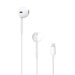 Audífonos Apple EarPods con conector Lightning