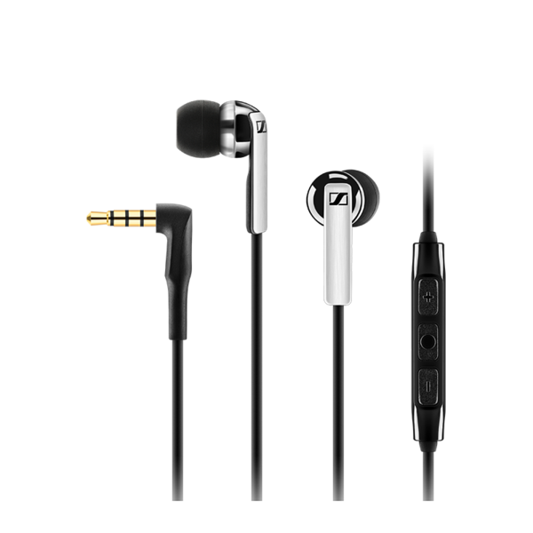 Audífono In Ear CX2.00i Sennheiser Negro (iOS)