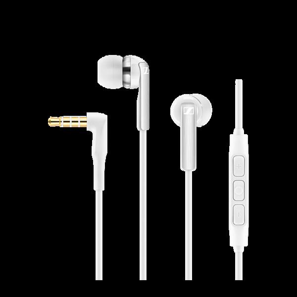 Audífono In Ear CX2.00i Sennheiser Blanco (iOS)