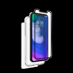 Funda modular Zagg InvisibleShield Glass+ 360 para iPhone X