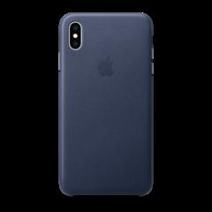 Funda de cuero Apple para iPhone XS Max