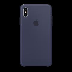 Funda de silicona Apple para iPhone XS Max