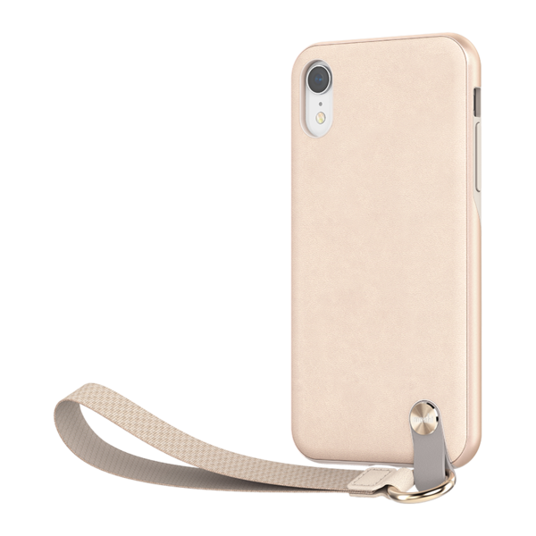 outlet store 91f46 cf8fc Funda Moshi Altra para iPhone XR Negro Sombra