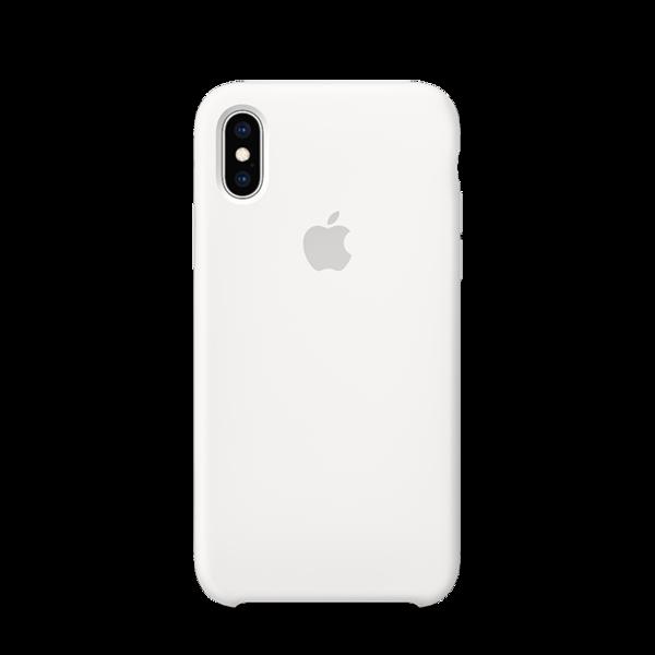ac5bed0e097 Funda de silicona Apple para iPhone XS - El principal Apple Premium ...